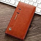 JiuRui étuis et Housses pour iPhone 12/12 Pro/Pro 12 Max 12 Mini, Strong Wallet magnétique Carte...
