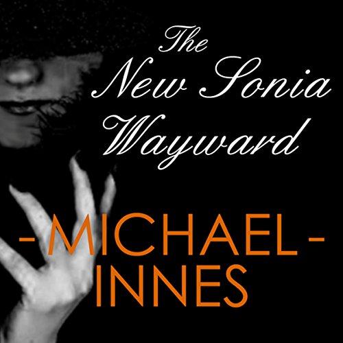 The New Sonia Wayward cover art