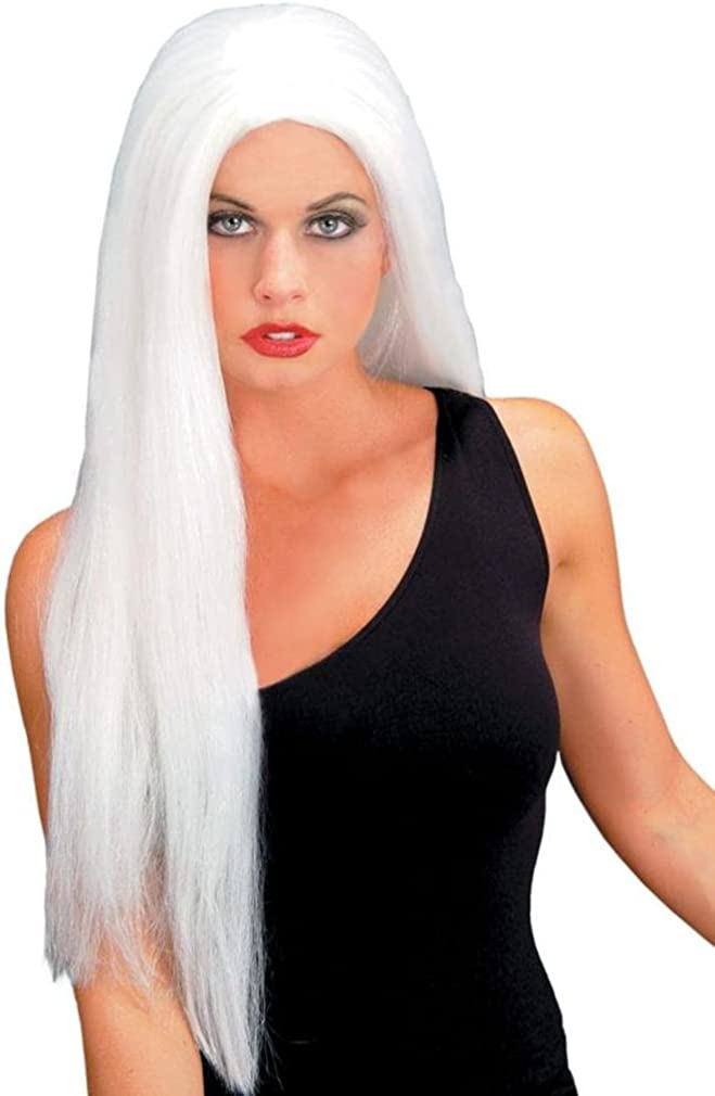 In a popularity Morris Costumes Straight latest Wig White