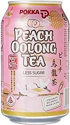 Pokka Peach Oolong Tea, 24 x 300ml