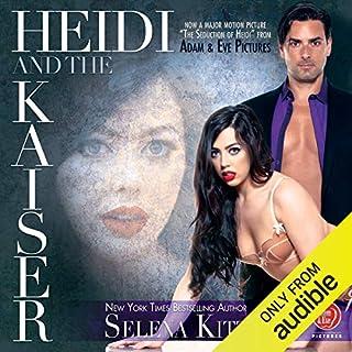 Heidi and the Kaiser: A BDSM Boss Secretary Romance audiobook cover art