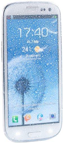 Xcase Samsung Galaxy Kondom: Wasser- & staubdichte Folien-Schutztasche für Samsung Galaxy S6 (Schutzhülle wasserdicht (Samsung))