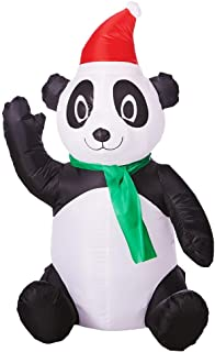 Airblown Inflatable Panda, 3.5' Tall (3.5 FT)