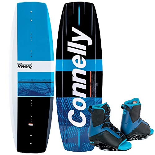 CWB Connelly 141 Reverb Wakeboard with Empire Boots Mens