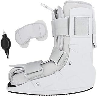 足の骨折を対象とした高度なウォーキングブーツウォーカーブレース足首足首重度の足首の捻挫軟組織の傷害前足部と中足部の傷害でフォームを詰めると余分な快適さが得られます(S)