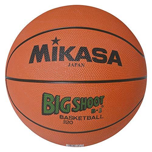 MIKASA B-3 Balón, Adultos Unisex, Naranja (Naranja), 5