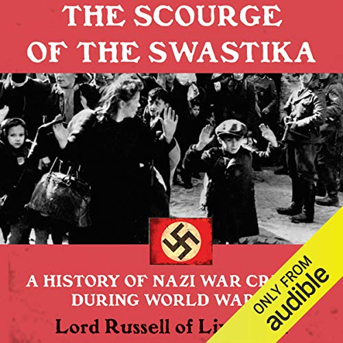 The Scourge of the Swastika cover art