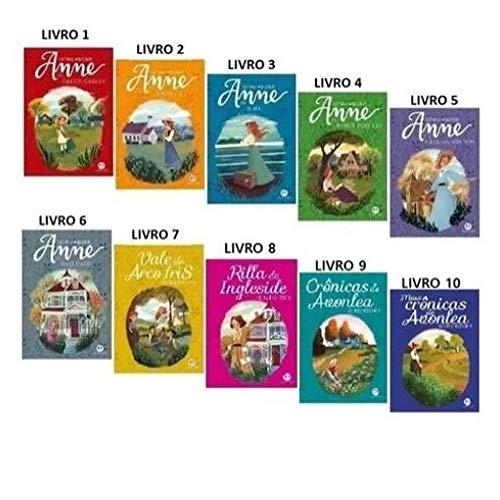 Kit Anne Com 10 Volumes