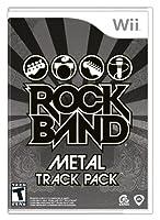 Rock Band Metal Track Pack-Nla