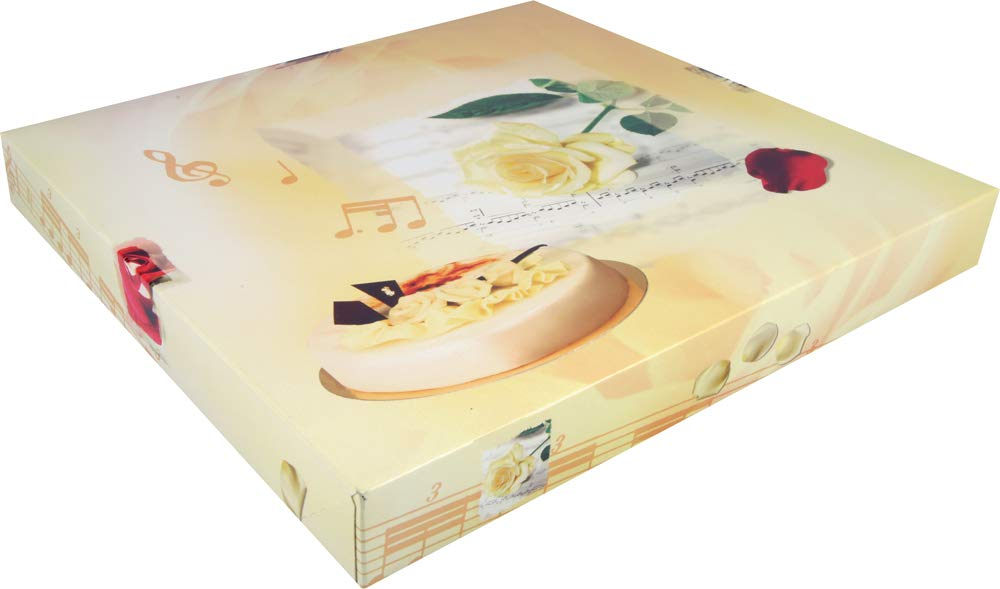 Firplast 100040 - Caja de cartón (40 x 5 cm): Amazon.es: Hogar