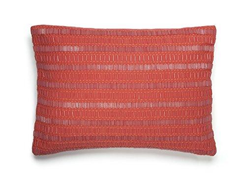 Amy Sia Painterly Beaded Decorative Pillow