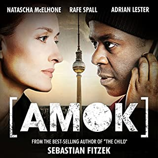 FIRST THREE FREE CHAPTERS: Amok audiobook cover art