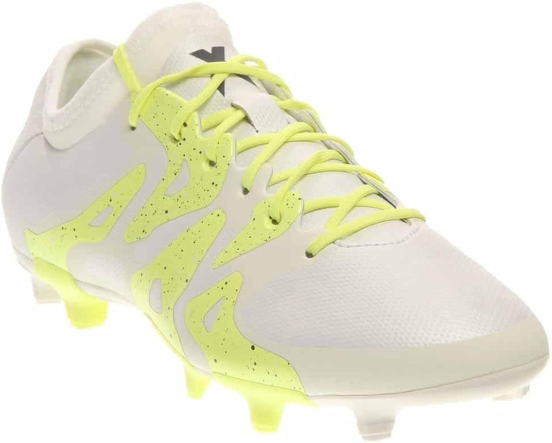 Adidas X 15.2 FG AG White