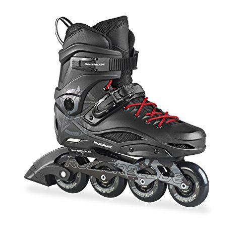 Rollerblade Inlineskate RB 80 Patín, Unisex Adulto