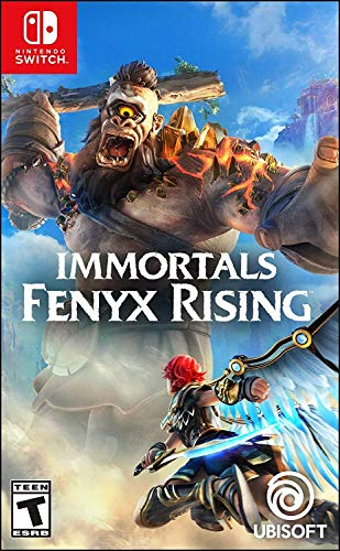 Immortals Fenyx Rising - Nintendo Switch Standard Edition