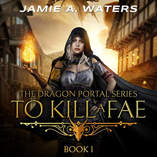 To Kill a Fae  By  cover art