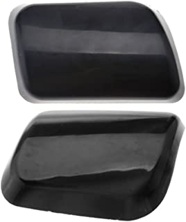 2pcs Headlight Washer Jet Cover Cap for VOLVO XC90 02-06 30698209 30698208