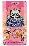 Snack Galletas de Fresa Kawaii Hello Panda