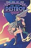 She Said Destroy Vol. 1 TPB