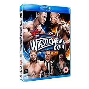 Wwe Wrestlemania 28 (2 Blu-Ray) [Edizione: Regno Unito] [Edizione: Regno Unito]