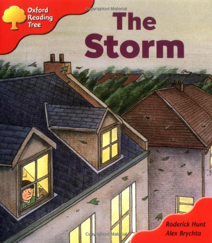 Oxford Reading Tree: Stage 4: Storybooks: the Stormの詳細を見る