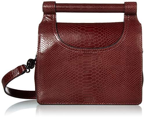 Vince Camuto womens Beck Shoulder Bag, Cinnabar, One Size US