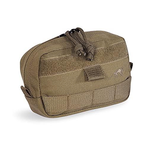 Tasmanian Tiger TT Tac Pouch 4 Pochette supplémentaire pour les sacs à dos compatibles avec Molle ; 10 x 15 x 4 cm; Kaki