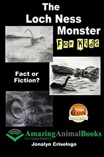 The Loch Ness Monster For Kids Fact or Fiction?