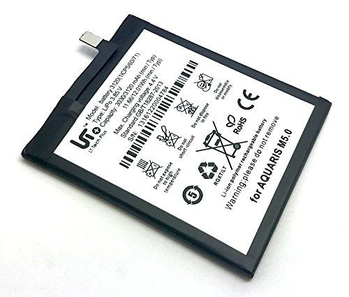 Batería Bateria Interna Recargable Battery BQ Aquaris M5 NUEVO