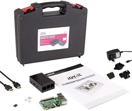 MAKERFACTORY Raspberry Pi® 3 Model B+ 1GB incl. case, incl. Software, incl. alimentatore - Trova i prezzi più bassi