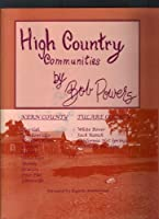 High Country Communities 0870622943 Book Cover