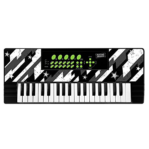 First Act Discovery FI1260 Key Portable Keyboard