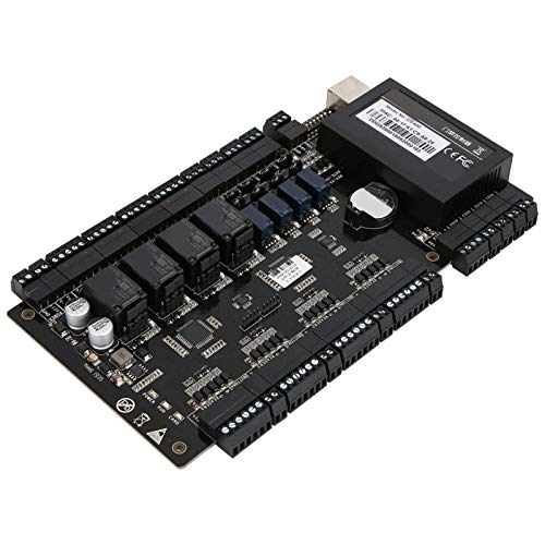 DAUERHAFT Controlador de Puerta TCP Controlador de Puerta B/S Software de Estructura, para Botones de Salida, para sensores