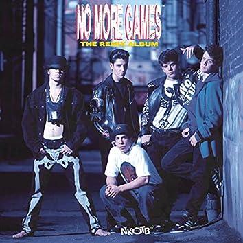 No More Games/The Remix Album