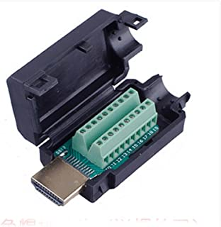 HDMI Adapter signals Terminal Breakout Plastic Cover Terminal Breakout Board Connector