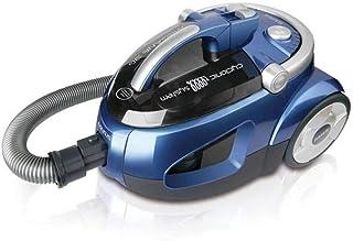 Taurus Megane 3G Eco Turbo Aspirador sin Bolsa 800W / 2L, 800 W, 2 litros, 84 Decibelios, De plástico, Negro