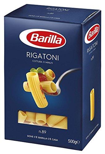 Barilla Pasta Barilla Rigatoni 500G (6er-Set)