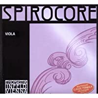 CUERDA VIOLA - Thomastik (Spirocore/S21) (Plata) 4ェ Medium Viola 4/4