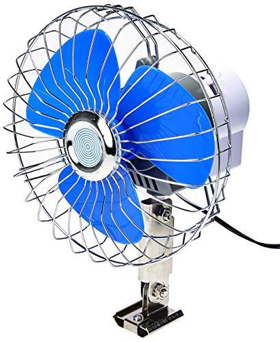 Mini Ventilador para Automóveis Western Azul