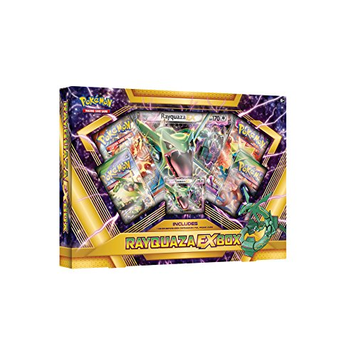 TCG: Rayquaza-EX Box Card Game (Discontinued by manufacturer)
