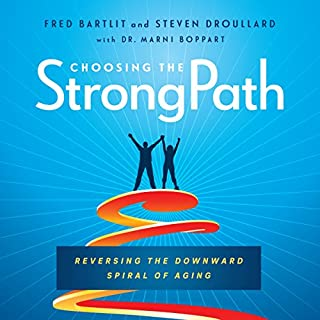 Choosing the StrongPath audiobook cover art