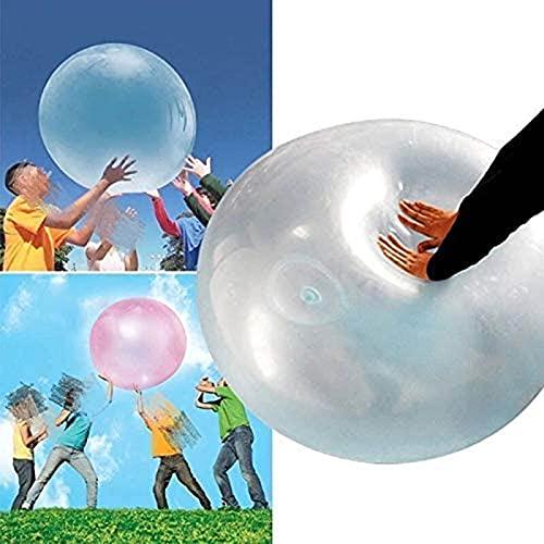 LXDZXY Bambini all'aperto Air Air Air Acqua Riempito Bolla Palla Magica Gigante Palloncino Giocattolo Divertimento Partito Gioco Estate per Bambini Regalo Gonfiabile