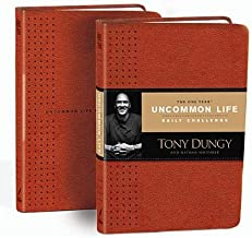 The One Year Uncommon Life Daily Challenge[1 YEAR UNCOMMON LIFE DAILY CHA][Leather]