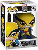 Funko Pop! Bobble Marvel: 80th - Primera aparición de Wolverine...