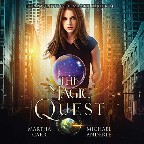 The Magic Quest cover art