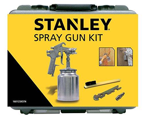 Stanley Accessoires voor luchtcompressoren Spray Gun Kit metaal 160123XSTN