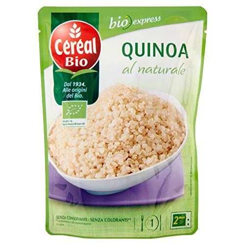 CEREAL BIO - Quinoa al naturale 100% Biologica - 220 G