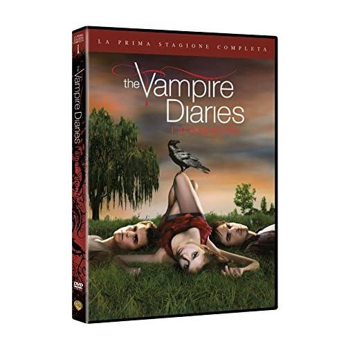 The Vampire Diaries Stg.1 L'Amore Morde (Box 5 Dvd)