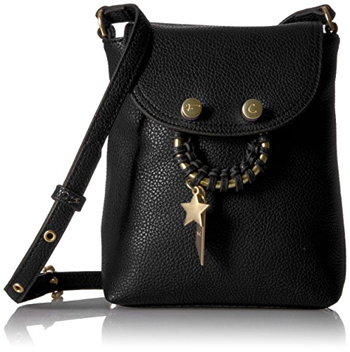 Foley + Corinna womens Blake Phone Cross Body Handbag, Black, One Size US