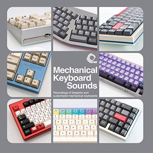 Mechanical Keyboard Sounds [Vinyl LP]